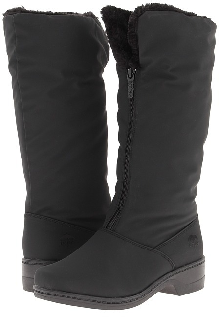 totes Cynthia (Black) - Footwear
