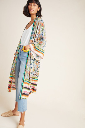 Bl Nk Annette Duster Kimono By Bl-nk in Assorted Size ALL