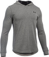 Under Armour Men's Waffle Hooded Base Layer Top
