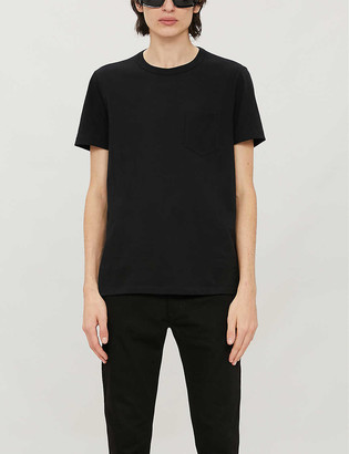 Tom Ford Patch-pocket cotton-jersey T-shirt