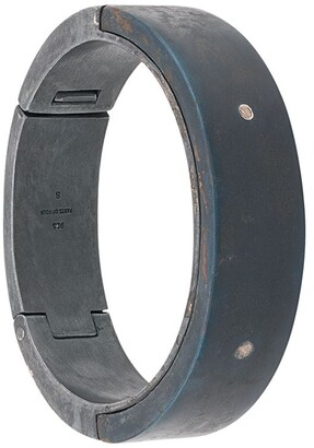 Parts Of Four Sistema industrial finish cuff