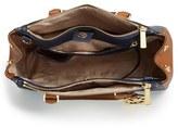 MICHAEL Michael Kors 'Medium Sutton' Tricolor Saffiano Leather Tote
