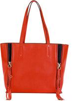 Chloé Milo tote bag - women - Cotton/Calf Leather/Calf Suede - One Size