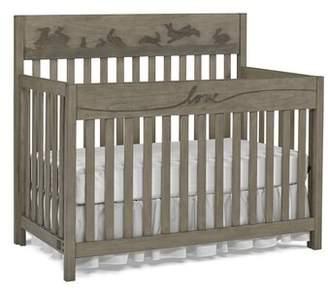 ED Ellen Degeneres Forest Animal 3-in-1 Convertible Crib