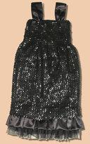 Tween Black Teagan Dress