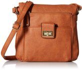 MG Collection Travel Shoulder Convertible Cross Body