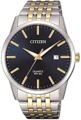 Citizen Men's Quartz Stainless Steel Date Watch, 39mm