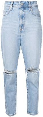 Nobody Denim Frankie straight-leg jeans