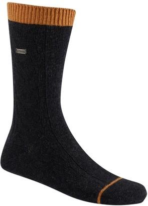 Sorel Women's Novelty Cable Wool Crew Socks