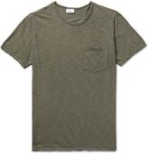Schiesser - Hanno Slub Cotton-jersey T-shirt