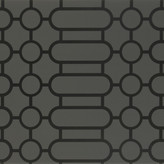 Designers Guild Porden Wallpaper - P537/04 Noir