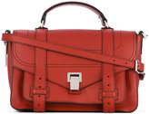 Proenza Schouler PS1+ medium satchel - women - Calf Leather - One Size