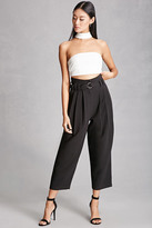 Forever 21 FOREVER 21+ Line And Dot Culottes