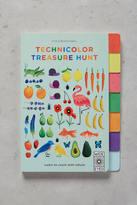 Anthropologie Technicolor Treasure Hunt