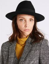 Marks and Spencer Pure Wool Winter Hat with ThinsulateTM