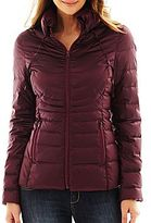JCPenney a.n.a® Packable Duck Down Puffer Jacket