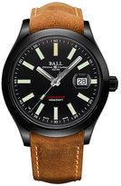 Ball Engineer II Green Berets men's chronometer strap watch