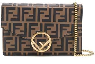 Zucca Pattern Crossbody Bag