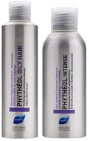 Phyto 'Powerful Anti-Dandruff' Kit For Oily Hair & Scalp