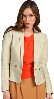 See by Chloe Paper Collar One Button Blazer