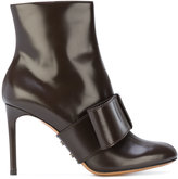 Valentino Garavani ankle boots with bow detailing