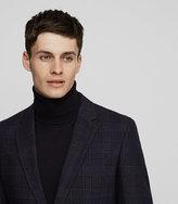 Reiss Zanni Modern Check Blazer