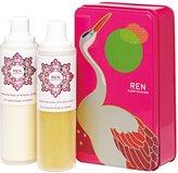 REN Morococann Rose Duo: Body Wash 200ml/6.8oz + Body Lotion 200ml/6.8oz