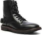 Coach 1941 Leather Combat Boots