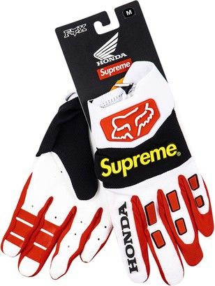 Fox Racing x Honda gloves
