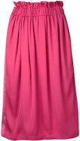ASTRAET midi full skirt