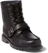 Ralph Lauren Big Kid Leather Ranger Hi Ii Boot