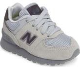 New Balance 574 Urban Twilight Sneaker (Baby, Toddler & Walker)