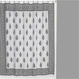 Asstd National Brand Nomad Cotton Shower Curtain
