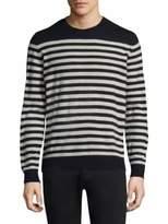 A.P.C. Stripe Merino Wool Sweater