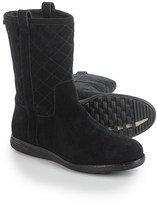Cole Haan Suede Boots - ShopStyle