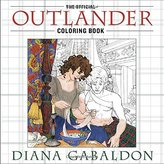 Random House The Official Outlander Coloring Book: An Adult Coloring Book