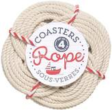 Now Designs Rope Coaster (Set of 4)