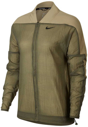 Nike Womens Icon Clash Running Jacket
