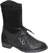 Eric Michael Black Leather Barbara Boot