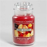Yankee Candle Berry Tangerine 22oz Large Jar