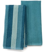 Food Network 2-pk. Sculpted Kitchen Towels