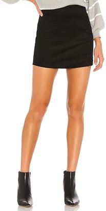 superdown Dylan Corduroy Mini Skirt