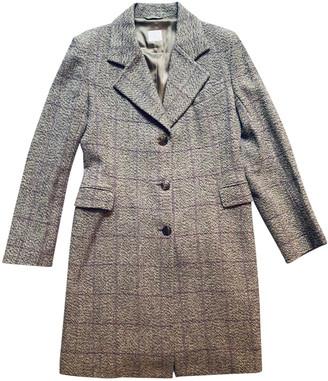 Bella Freud Grey Wool Coats