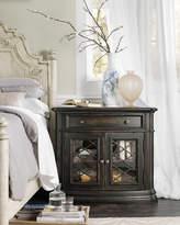 hooker furniture annibelle 2door nightstand