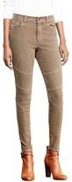 Lauren Ralph Lauren Moto Skinny Jeans in Aztec