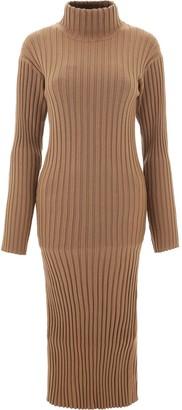 Kenzo Ribbed Knit Dress