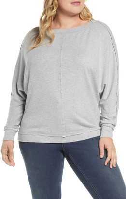 Caslon One-Shoulder Pullover