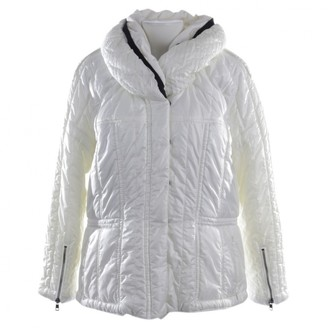 Marc Cain White Jacket for Women