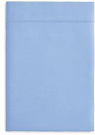 Matouk Luca Satin Stitch Flat Sheet, Full/Queen