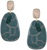 Isabel Marant pendant drop earrings